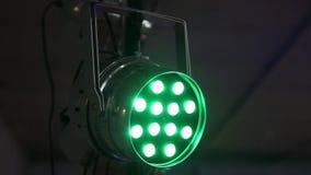 Lighting device stock footage