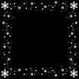 Lighting effect  on black background Stock Photo