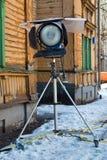 Lighting equipment Stock Photo