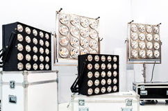 Lighting equipment Royalty Free Stock Photos