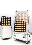 Lighting equipment Royalty Free Stock Photo