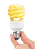 lighting för handlampa arkivbild