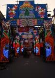 Lighting In Festival Royalty Free Stock Photo