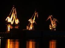 Lighting giants Stock Images