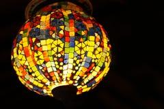 Lighting glass Royalty Free Stock Photos
