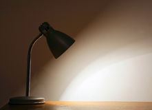 Lighting lamp Stock Photography