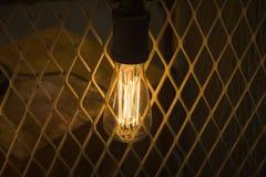 Lighting lamp Stock Image