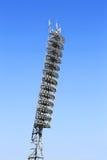 Lighting mast Royalty Free Stock Image