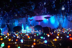 lighting  party Stock Photo
