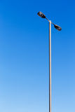 Lighting pole Stock Photo