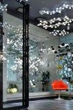 Lighting store Stock Photo