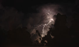 Lighting Storm stock photos