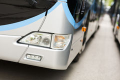 Lighting system light bus Stock Photos