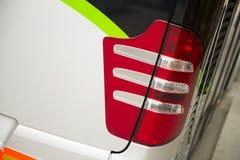 Lighting system light bus Stock Photography