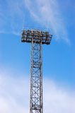Lighting tower Stock Photos