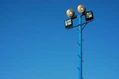 Lighting tower Stock Images