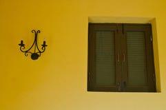 Lighting and window Stock Photos
