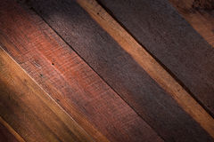 Lighting on wood texture Stock Photos