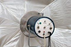 lightingstudio arkivbild