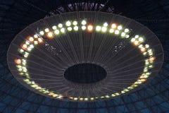 lightingsystem royaltyfria foton