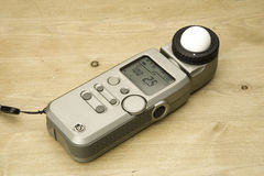 Lightmeter Stock Image