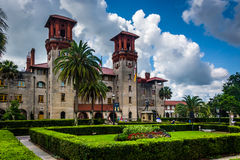 The Lightner Museum, in St. Augustine, Florida. Royalty Free Stock Photography