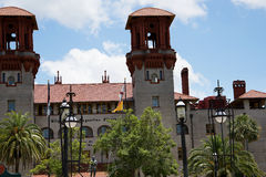 The Lightner Museum in St Augustine Florida USA Stock Photography