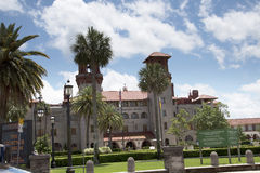 The Lightner Museum in St Augustine Florida USA Royalty Free Stock Photography