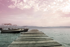 The Lightness Of Being. Croatia / Brac / Bol / Adriatic Sea / Dalmatia Stock Images
