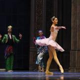 The lightness of the dance-The Ballet  Nutcracker Stock Image
