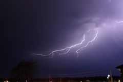 Lightning-1 Stock Image