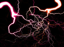Lightning 10 Royalty Free Stock Photography