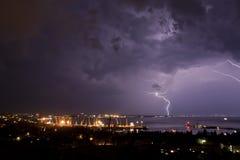 Lightning Royalty Free Stock Photo
