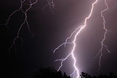 Lightning 2 Royalty Free Stock Image