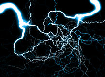 Lightning 2 Royalty Free Stock Photography