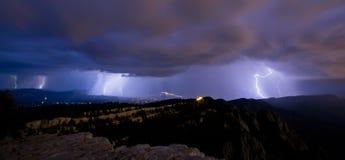 Lightning Royalty Free Stock Images