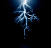 The lightning Royalty Free Stock Photos