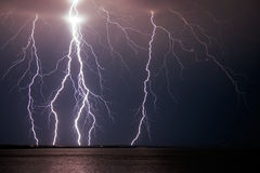 Lightning Royalty Free Stock Images