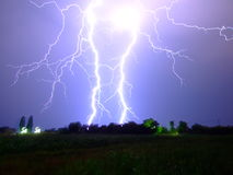 Free Lightning Stock Images - 5495334