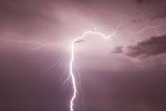 Lightning-1 Obrazy Royalty Free