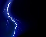 Lightning. Stock Photo