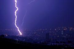 lightning Στοκ Εικόνες