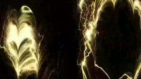 Lightning Abstract Thunderstorm Digital Rendering