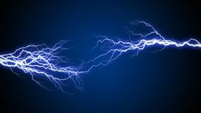 Lightning arc stock video