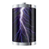 Lightning Battery Stock Photos
