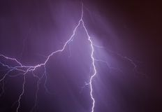 Lightning bolt Stock Image