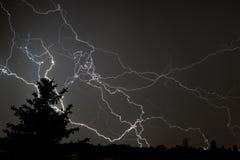 Lightning bolt Stock Images