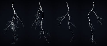 Free Lightning Bolt Royalty Free Stock Photography - 43273057