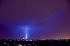 Lightning bolt (IMGP2628) Stock Images