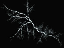 Lightning Branching Flash Royalty Free Stock Image